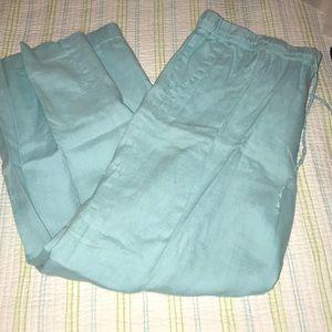 Charter Club Linen Pants 1540